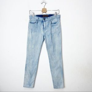 Joes Jeans The High Water Light Wash Skinny Jeans